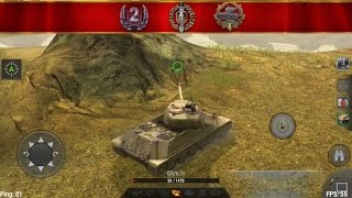 IS-6 Mines 7 Kills [WoT Blitz]
