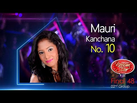 Dream Star Season 7 | Final 48 ( 02nd Group ) Mayuri Kanchana - 10-06-2017