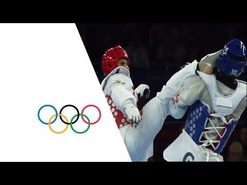 Carlo Molfetta Wins Gold - Taekwondo Men +80kg | London 2012 Olympics video