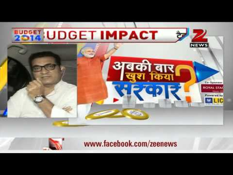 Singer Abhijeet Bhattacharya on Union Budget 2014