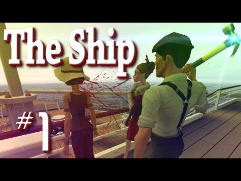 "The Ship w/ Nova & Kootra Ep. 1 ""Welcome Aboard"""