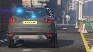 [GTA:V] Ford Kuga Unmarked Police car