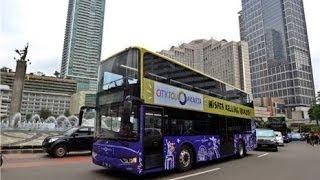 City Tour Bus - Jakarta 2014 (Original)