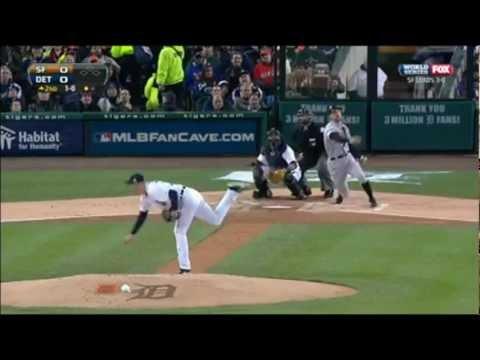 Hunter Pence 2012 Giants Highlights
