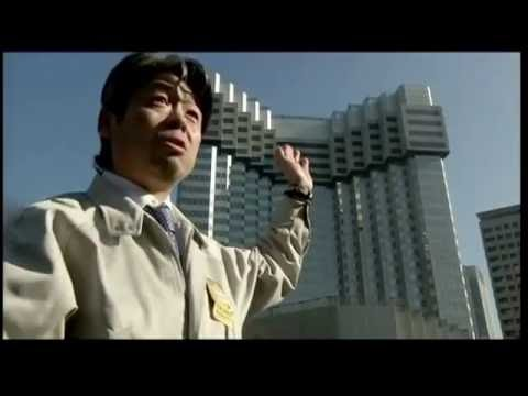 Japan Presents the Incredible Shrinking Building