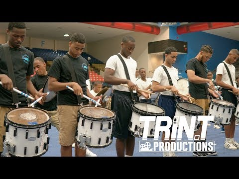 WT (JSU Drumline) [4K] | THEE MERGE (2018) | Sonic Boom of the South thumbnail