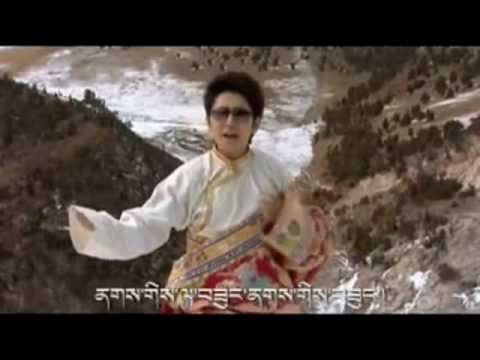 Tibetan Song_Phayul_Gangjong_Kunga_New Song_2009 Music Videos