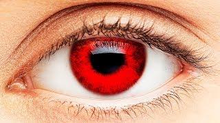 As 7 Cores de Olhos Mais Raras que Alguém Pode Ter