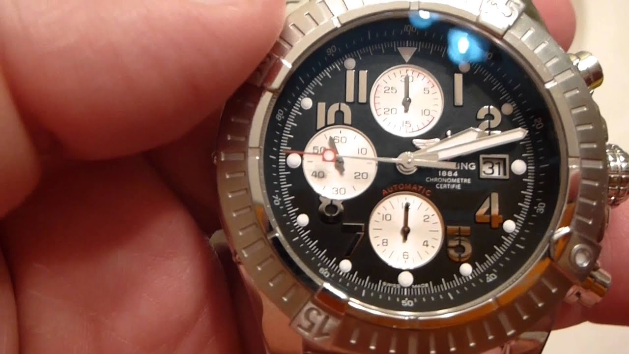 Breitling Super Avenger 2 Breitling Super Avenger Review