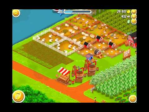 Hay Day Easily Expand Fishing Areas / Land / Upgrade Barn / Silo (How to Guide - Tips and Tricks)