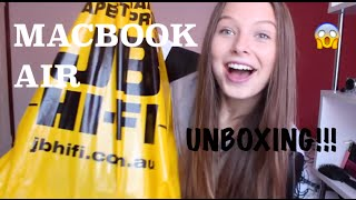 MacBook Air Unboxing 13