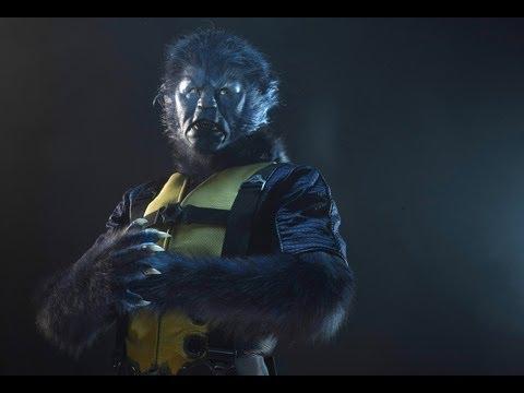 X-MEN FIRST CLASS Creating Beast