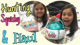 LOL PEARL SURPRISE GIANT BALL : 1,7JUTA! 😱 | HUNTING SQUISHY @ 23PASKAL