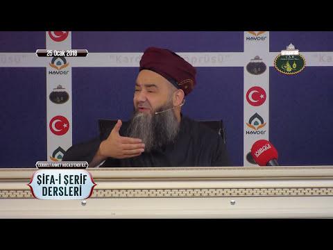 Cübbeli Ahmet Hoca İle Şifa-i Şerif Dersleri 52. Bölüm 25 Ocak 2018