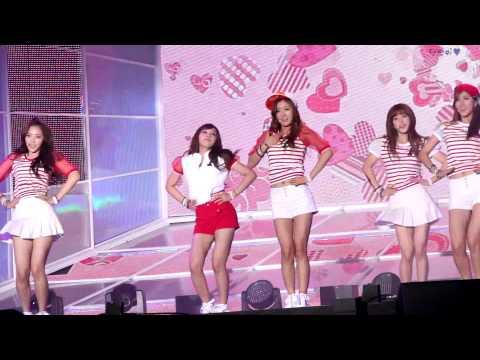 130810 속초 쇼음악중심(Show Music Core )Apink(에이핑크)_NoNoNo