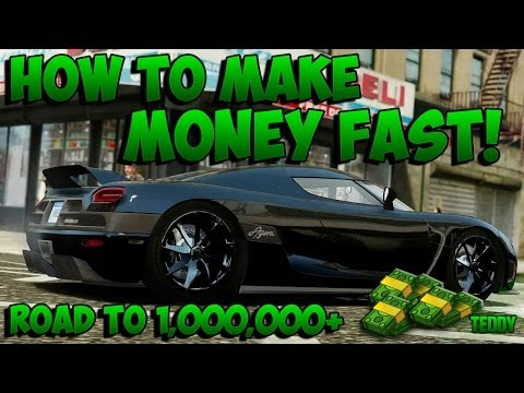 GTA 5 Unlimited Money Method - Best Mission For Money