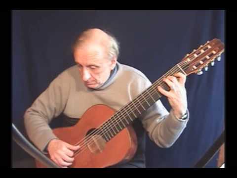 Johann Sebastian Bach Prelude BWV 1007 by Cesar Amaro