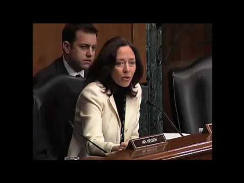 Senator Cantwell's Q&A with Treasury Secretary Timothy Geithner