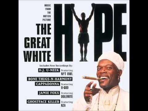 Passion - The Great White Hype soundtrack