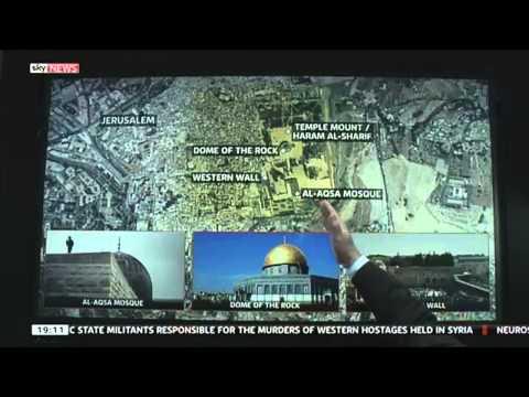 Timeline Of Recent Violence In Jerusalem