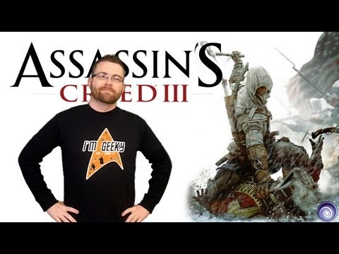 Assassins Creed III (PC) Review - ZGR