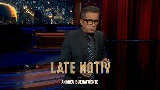 LATE MOTIV - Monólogo de Andreu Buenafuente. 'Al maestro Chiquito' | #LateMotiv301