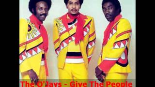 Watch Ojays Give The People What They Want video