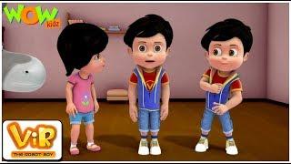 Robot Vir - Vir: The Robot Boy - Indian 3D Animation - As seen on Hungama TV