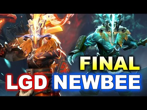 LGD Vs NEWBEE - DPL FINAL - Professional League 3 DOTA 2