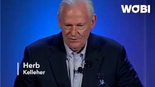 How Southwest Airlines built its culture | Herb Kelleher  | WOBI