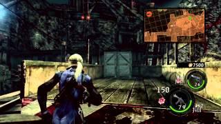 Resident Evil 5 Evasión a la Desesperada [Online]