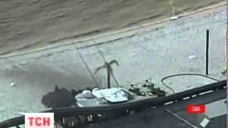 У Флориді човен на швидкості врізався в один із пляжних ресторанів - (видео)