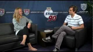 Studio 90 Extra Time: Becky Sauerbrunn