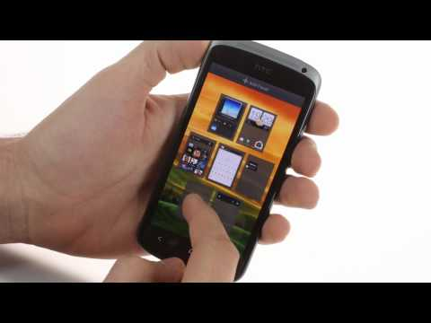 Video: HTC One S user interface demo