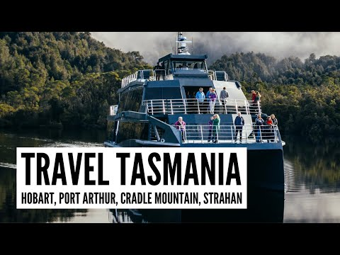 Tasmania Travel Guide | Things to Do in Hobart, Port Arthur, Bicheno & Strahan - Tour the World TV