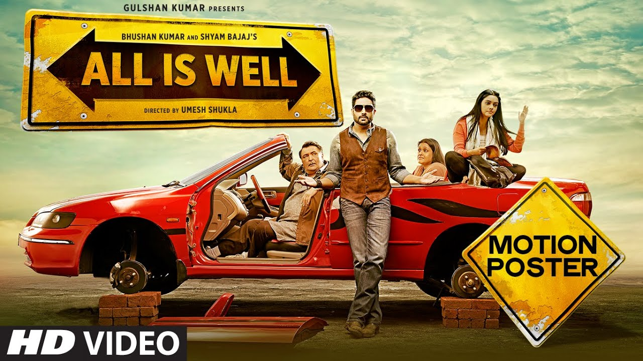 All Is Well Hindi Movie HD Video Songs Download pagalworld, All Is Well video Songs free download Djmaza