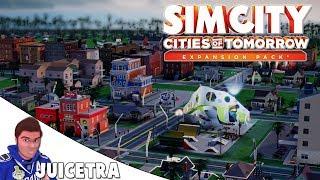 SimCity: Cities of Tomorrow ♦ FRESH START ♦ Stream Part 1