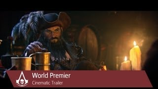 World Premiere Trailer | Assassin's Creed 4 Black Flag [North America]