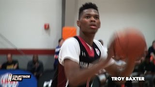 Troy Baxter Summer Mixtape! SF That Can Jump Out Of The Gym