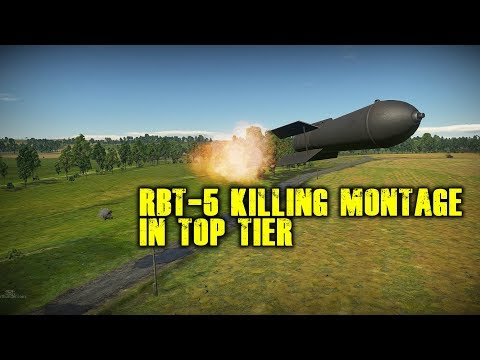 Download Lagu  War Thunder - RBT-5 Killing Montage In Top Tier Realistic Battle Mp3 Free