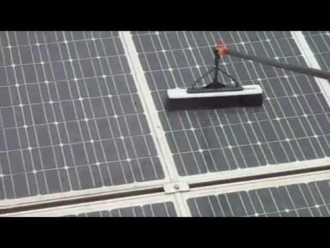 NF-Tec Photovoltaik- Reinigung