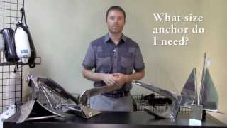 Choosing an Anchor for Your Boat