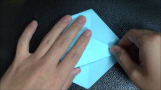 20.how To Fold Origami Of The Waterfowl-2 | Origami Box