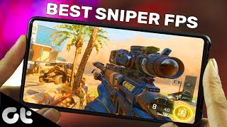 Top 7 Sniper FPS Games for Android 2019 | HIGH GRAPHICS | GT Gaming