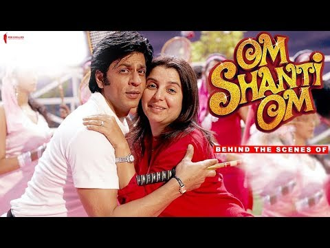 Making of Om Shanti Om | Deepika Padukone, Shah Rukh Khan, Arjun Rampal | A Farah Khan Film streaming vf