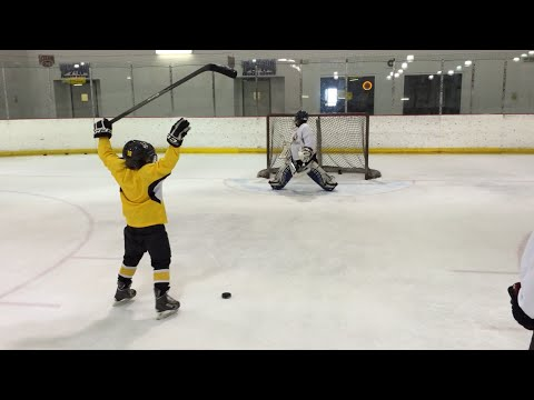 Pittsburgh Pro Hockey Highlights 2015