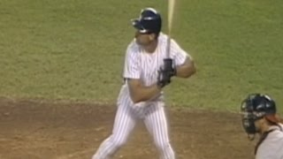I Was There When: Mattingly's Power Display