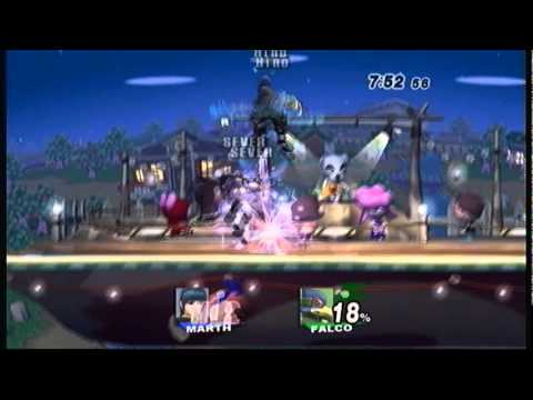 Brawl - VBM11 Singles - Sever (Link, Marth) vs Hino (Falco) Pools