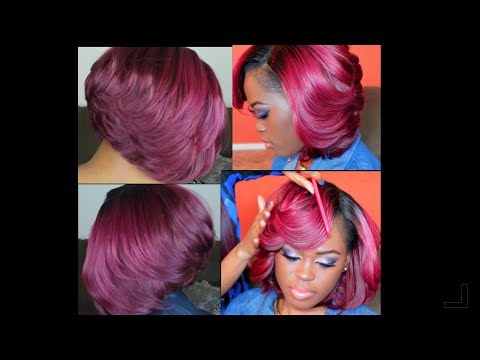The Perfect Bob! Cut & Styled By Jazzyjujubee82