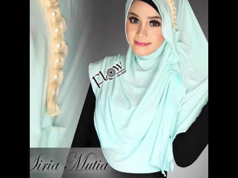 Youtube jilbab instan flowing pad